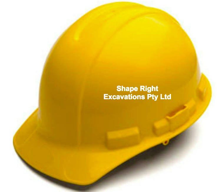 Shape Right Excavations pty ltd