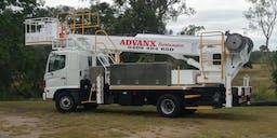 Advanx Rockhampton Truck Mounted EWP