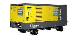 Atlas Copco Specialty Rental Diesel Compressor