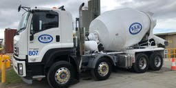 BKM Contracting Agitator Trucks