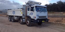 BKM Contracting Tipper