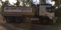 Berry Excavations Pty Ltd Tipper