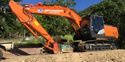 Berry Excavations Pty Ltd Track Mounted Excavator
