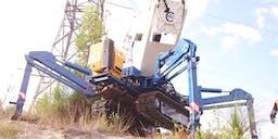 Anmel Cherrypicker Hire Spider Lift