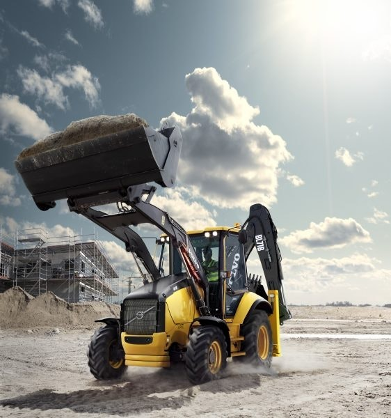 Less than 10t Backhoe for hire - Vrents