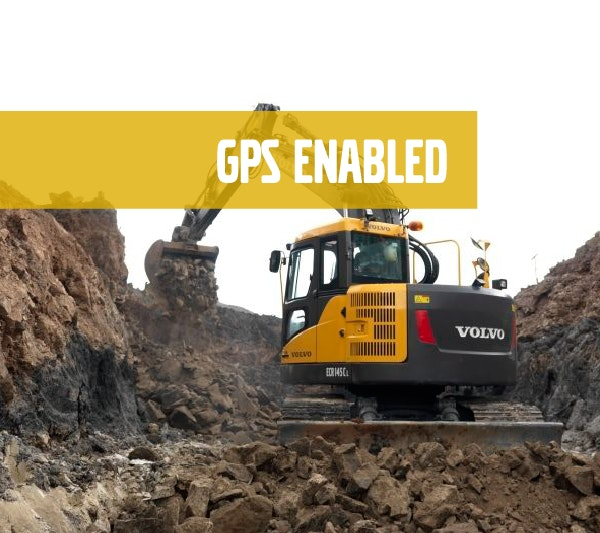 12t - 14.9t Excavator for hire - Vrents