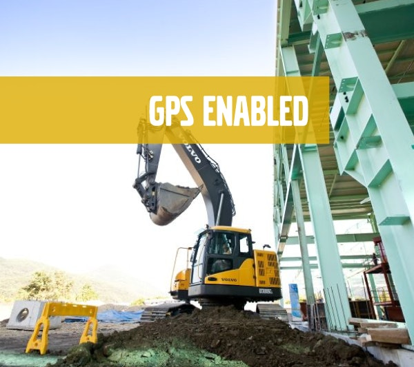 30t - 39t Excavator for hire - Vrents