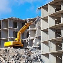 Logo of 3D Demolition