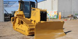 All Dunn Excavations Tracked Dozer