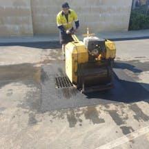Logo of Bunbury Potholes & Asphalt Repairs