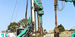Buildco Group Pty Ltd Drilling, Piling and Underboring, Piling: Piling Rig