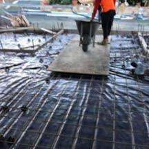 Logo of Mino's Concrete & Excavation