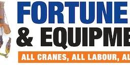 Fortune Crane Hire banner