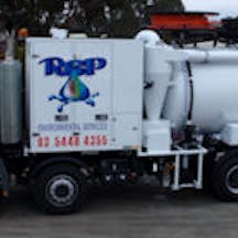 Logo of RSP Environmental Services