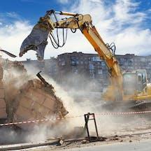 Logo of WM Demolition Services