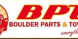 Boulder Parts & Towing banner