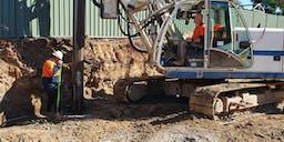 Millent Civil Works Piling