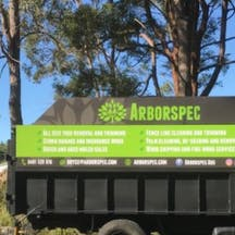 Logo of Arborspec