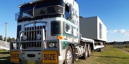 AdTilt Transport Truck Trailer