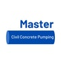 Master Civil Concrete Pumping logo