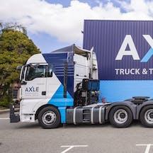 Logo of Axle Hire