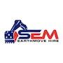 SEM Earthmove Hire logo