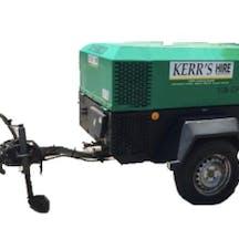Logo of Kerr's Hire