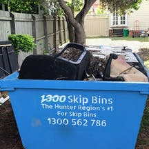 Logo of 1300 Skip Bins