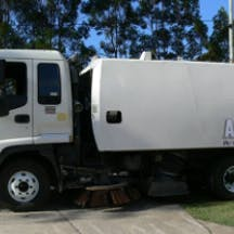 Logo of Wombat Sweepers