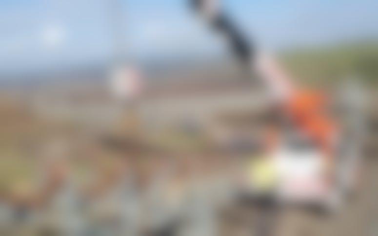 Non Slewing Mobile Crane