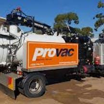 Logo of Provac Australia Pty Ltd