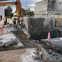 Logo of Eastside Concrete Perth