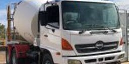 Bell Rural Contracting Agitator Trucks