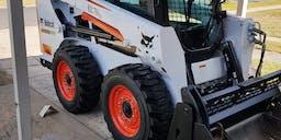 AMS Excavations Pty Ltd Wheeled Skid Steer