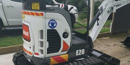 AMS Excavations Pty Ltd Track Mounted Excavator