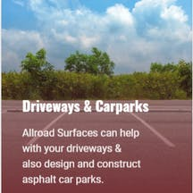 Logo of Allroad Surfaces