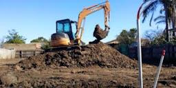 DJ Construction Services Vic Pty Ltd Track Mounted