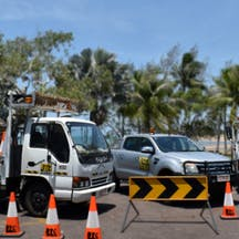 Logo of Darwin Traffic Control