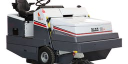 A & R Carpark Sweeping Services Road Truck Street Sweeper
