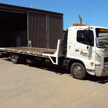 Logo of Geraldton Towing Services