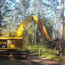 Logo of Tobiah Tree Mulching Services
