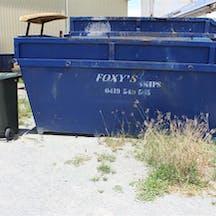 Logo of Foxy's Skips