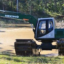 Logo of Floating Excavators