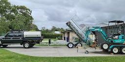 ADAPS Earthworks Track Mounted
