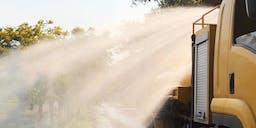 Mt Larcom Water Truck Hire banner