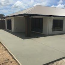 Logo of Sunshine Coast Concreters