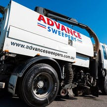 Logo of Advance Sweepers