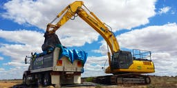 Aussie Enviro Excavations Pty Ltd Track Mounted