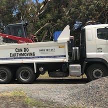 Logo of Can Do Earthmoving