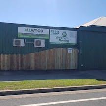 Logo of Allwood Fences & Landscapes